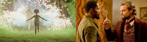 Beasts of the Southern Wild and Django Unchained