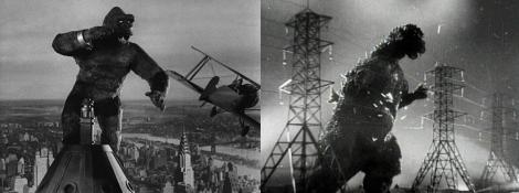 King Kong Godzilla 1