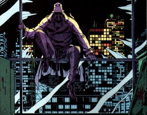 Watchmen Rorshach