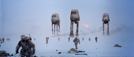 The Empire Strikes Back 1